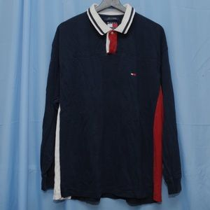 Tommy Hilfiger Navy Long Sleeve